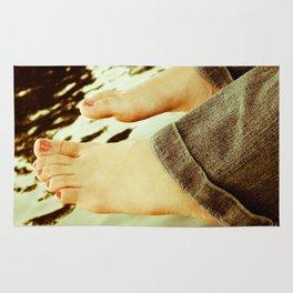 Feet Rug