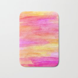 River flows Bath Mat