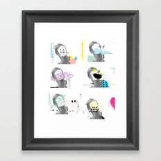 State of Mind Framed Art Print