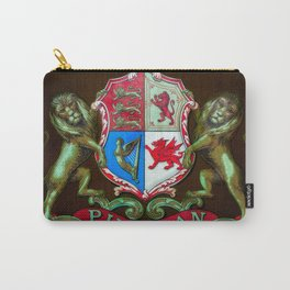 The Pullman Shield Carry-All Pouch