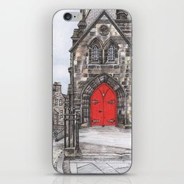 The Royal Mile iPhone Skin