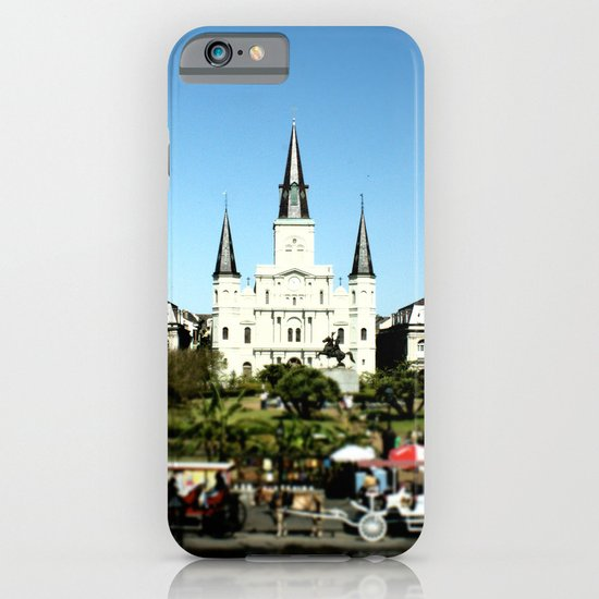 The French Quarter iPhone & iPod Case