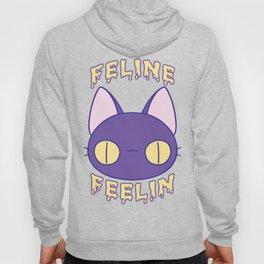 FELINE FEELIN Hoody