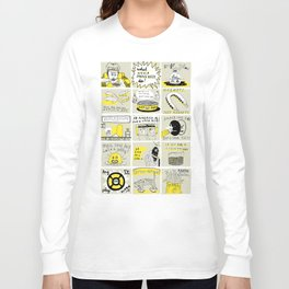 WHAT WOULD CHARLIE KELLY DO? Long Sleeve T-shirt
