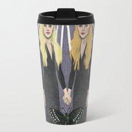 The Twins Travel Mug