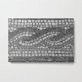 stone tiles 4378 Metal Print