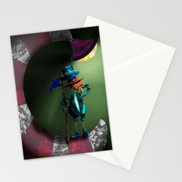 Moon Conqueror Stationery Cards