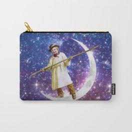 Playing on the Moon 1 Carry-All Pouch