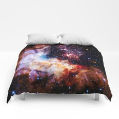 gALaxy : Celestial Fireworks Comforters