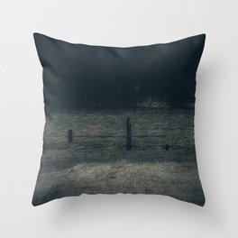 Shorline Tyresö castle 2 Throw Pillow