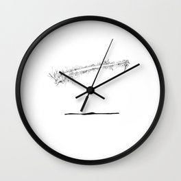 Where are the stagnant waters 4 Wall Clock