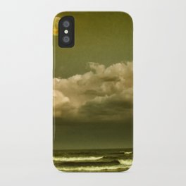 Alien Shore iPhone Case