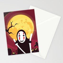 No Face Killer Stationery Cards