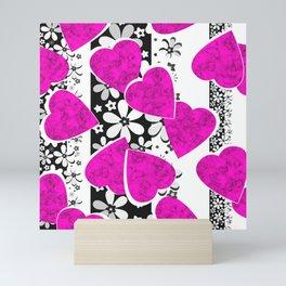 Holiday decor, holiday, Valentine's Day Mini Art Print