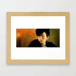 2046 Framed Art Print