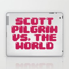Scott Pilgrim vs. The World Laptop & iPad Skin