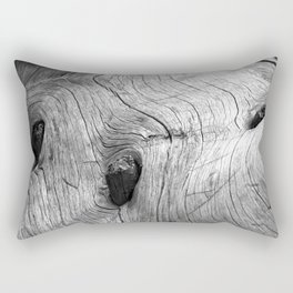 Driftwoods Character Rectangular Pillow