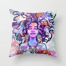 Free To Be Throw Pillow