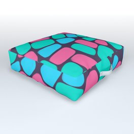 Vortex #5 Outdoor Floor Cushion