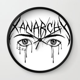 LIL XAN---ART II Wall Clock