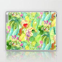 Lush Cacti Jungle Laptop & iPad Skin