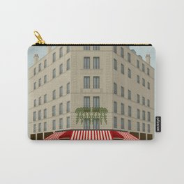 Le Bistrot Carry-All Pouch