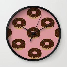 DONUT! Wall Clock