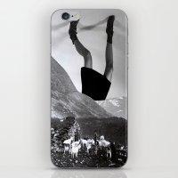 velvet underground iPhone & iPod Skins featuring Underground by Kristina Haritonova