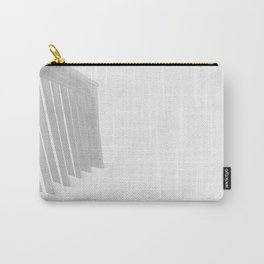Down the Steps with Pencil Sketch Filter Carry-All Pouch
