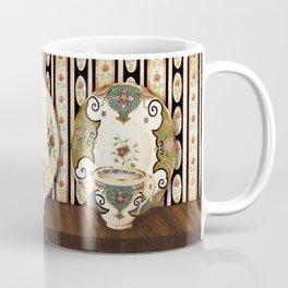 """My mother's teacup collection"" Coffee Mug"