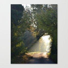 Manton light Canvas Print
