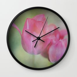 A Mother's Love Is Forever Wall Clock