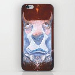 Handsome Devil iPhone Skin