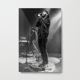 X Ambassadors Metal Print