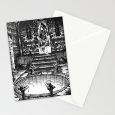 The High Priest Stationery Cards