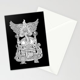 TOTEM - KNOCKOUT Stationery Cards