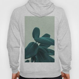 Ficus Elastica #8 #GreenLily #decor #art #society6 Hoody