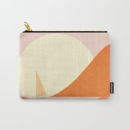 Abstraction_Sailing_Ocean_001 Carry-All Pouch