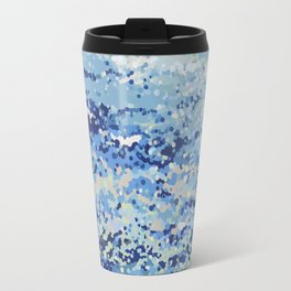 Bubbling Ocean Waves- Afternoon Travel Mug