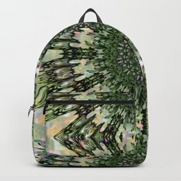 Quell - Squeezed in Q of Alphabet collection Backpack