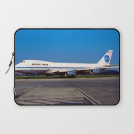 PanAm 747 Clipper Laptop Sleeve