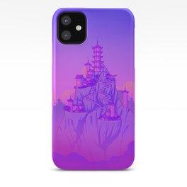 Air Temple iPhone Case