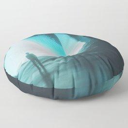Tesseract Floor Pillow