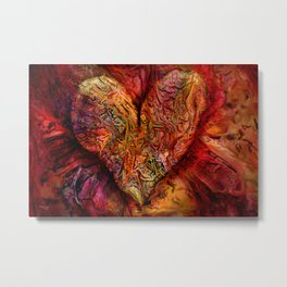 love your life  Metal Print