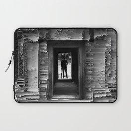 Glitch Temple Laptop Sleeve