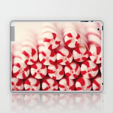 Candy Canes Laptop & iPad Skin