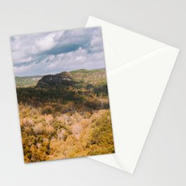 A Shadow Across the View, Red River Gorge, Kentucky Stationery Cards