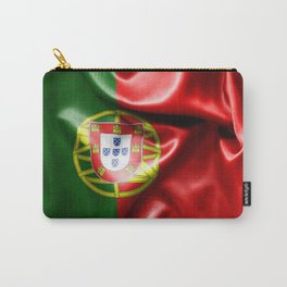 Portugal Flag Carry-All Pouch