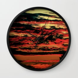 Intensify Your Life Wall Clock
