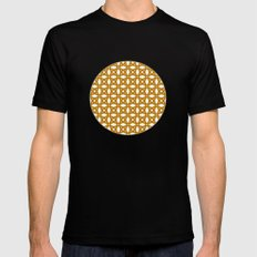 Gold Medals (other colors too) Black Mens Fitted Tee MEDIUM